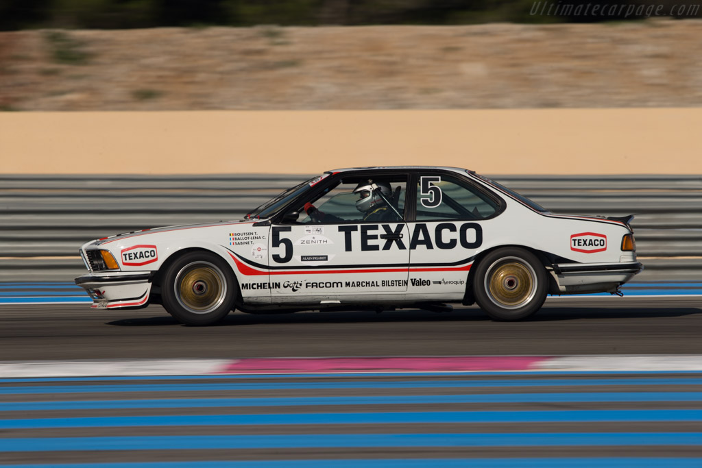 BMW 635 CSi Group A - Chassis: E24 RA1-04   - 2014 Dix Mille Tours