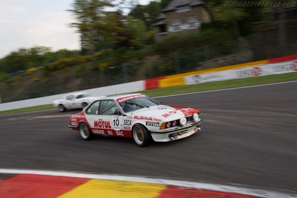 BMW 635 CSi Group A - Chassis: E24 RA2-38   - 2015 Spa Classic