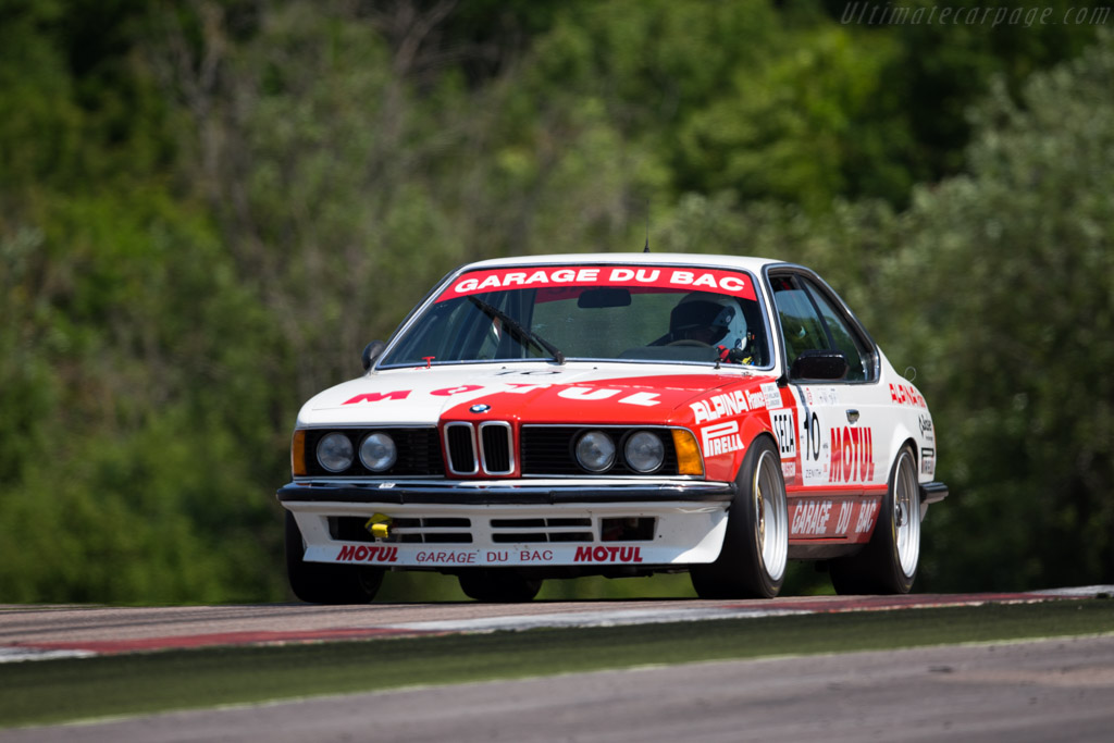 BMW 635 CSi Group A - Chassis: E24 RA2-38   - 2015 Grand Prix de l'Age d'Or