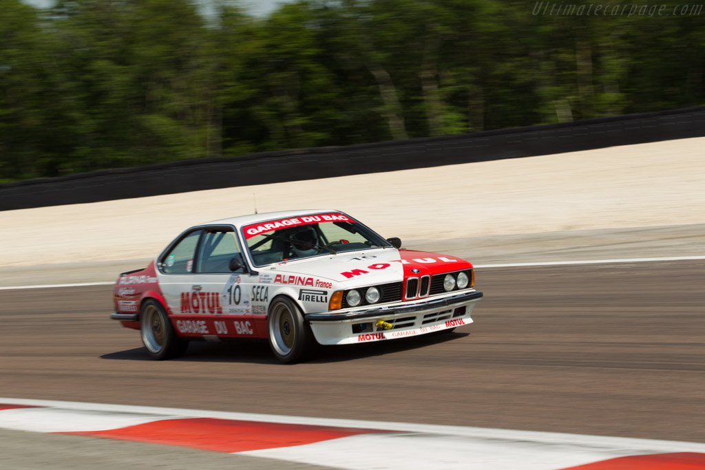 BMW 635 CSi Group A - Chassis: E24 RA2-38   - 2015 Grand Prix de l'Age d'Or