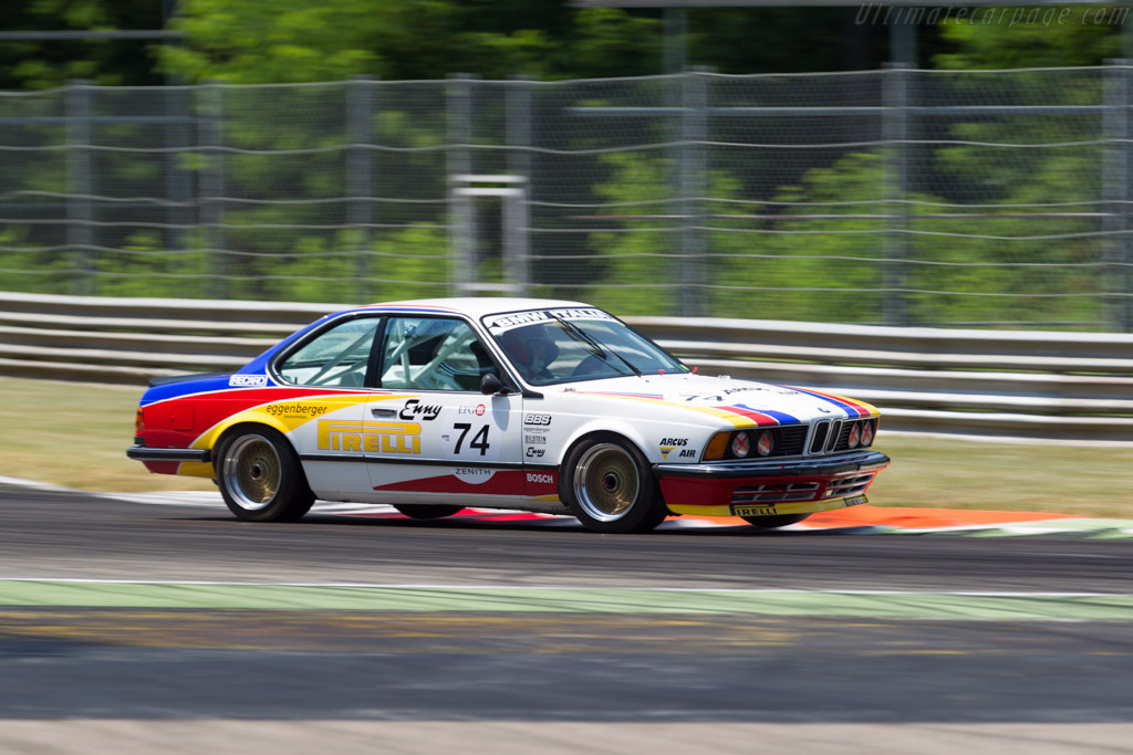 BMW 635 CSi Group A - Chassis: E24 RA2-40   - 2015 Monza Historic