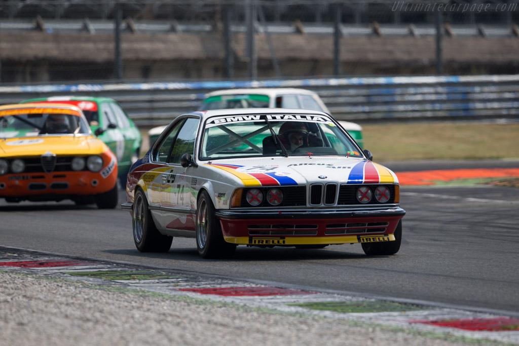 BMW 635 CSi Group A - Chassis: E24 RA2-40   - 2015 Monza Historic