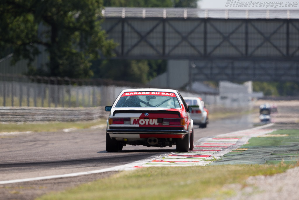 BMW 635 CSi Group A - Chassis: E24 RA2-38   - 2015 Monza Historic