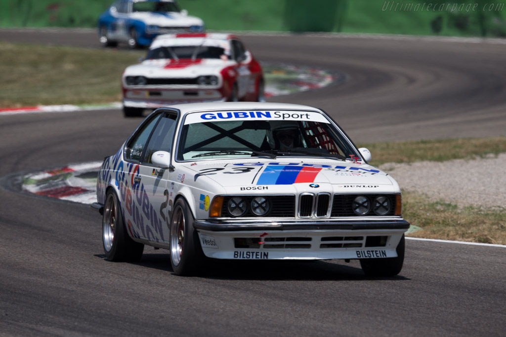 BMW 635 CSi Group A - Chassis: E24 RA1-31   - 2015 Monza Historic