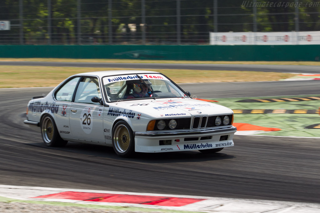 BMW 635 CSi Group A - Chassis: E24 RA2-49   - 2015 Monza Historic
