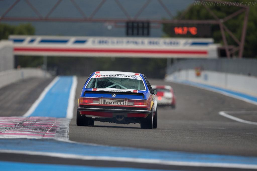 BMW 635 CSi Group A - Chassis: E24 RA2-40   - 2015 Dix Mille Tours