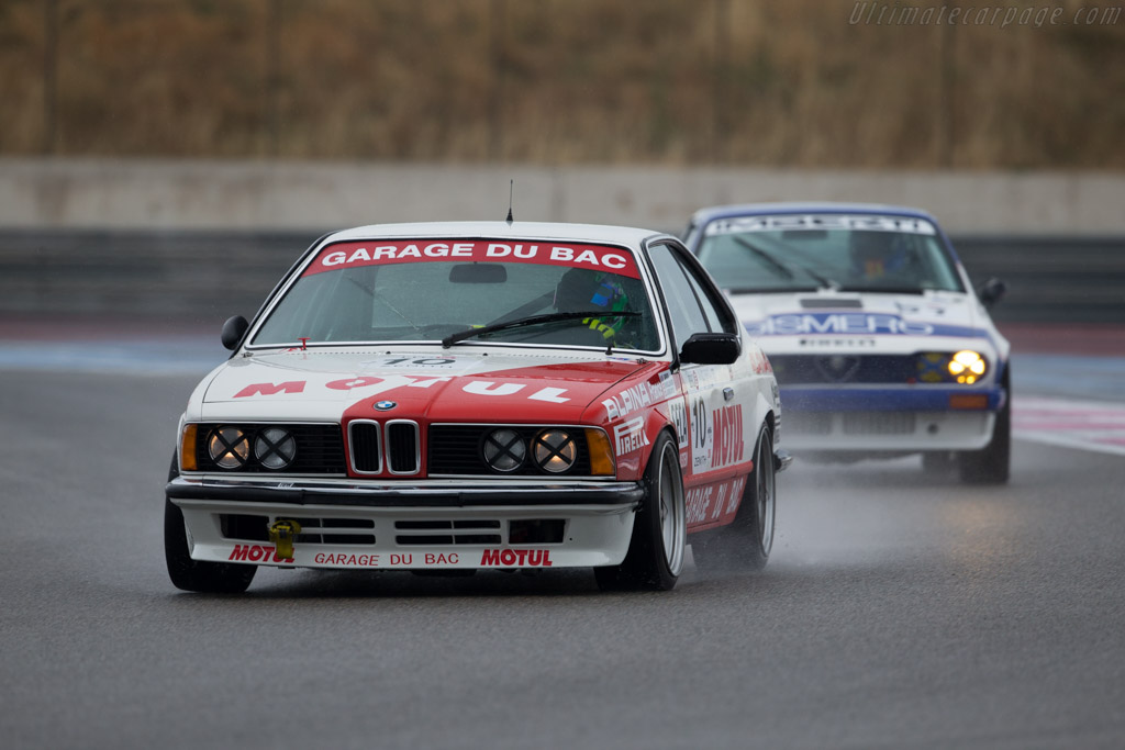 BMW 635 CSi Group A - Chassis: E24 RA2-38   - 2015 Dix Mille Tours