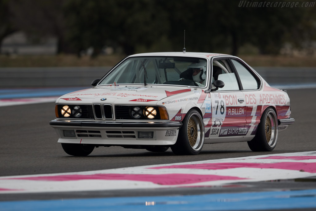 BMW 635 CSi Group A - Chassis: E24 RA1-12   - 2015 Dix Mille Tours