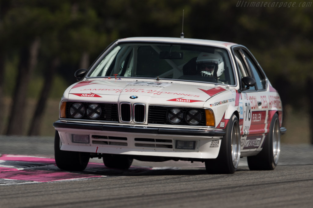 BMW 635 CSi Group A - Chassis: E24 RA1-12   - 2015 Dix Mille Tours