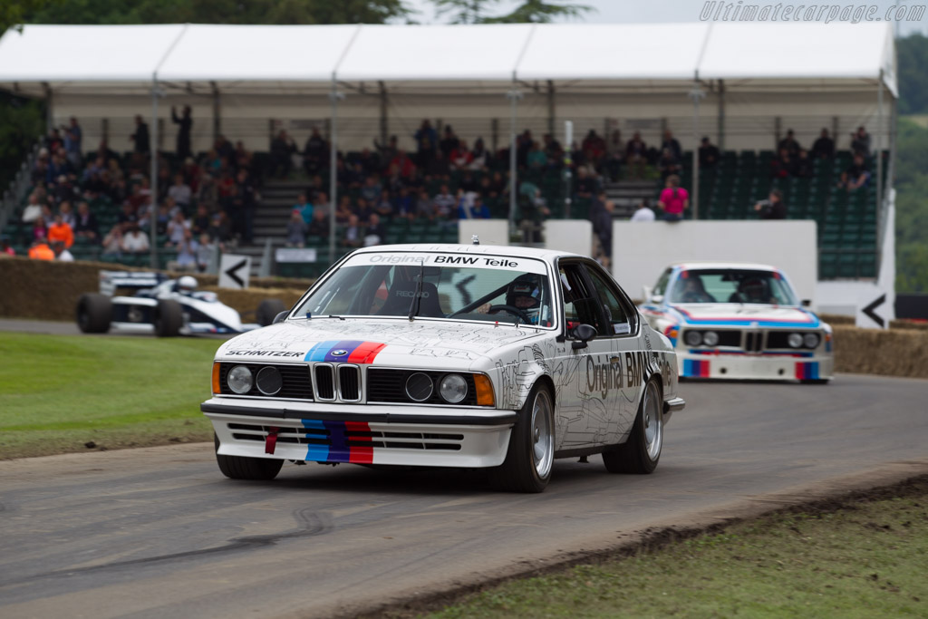 BMW 635 CSi Group A - Chassis: E24 RA1-07   - 2016 Goodwood Festival of Speed