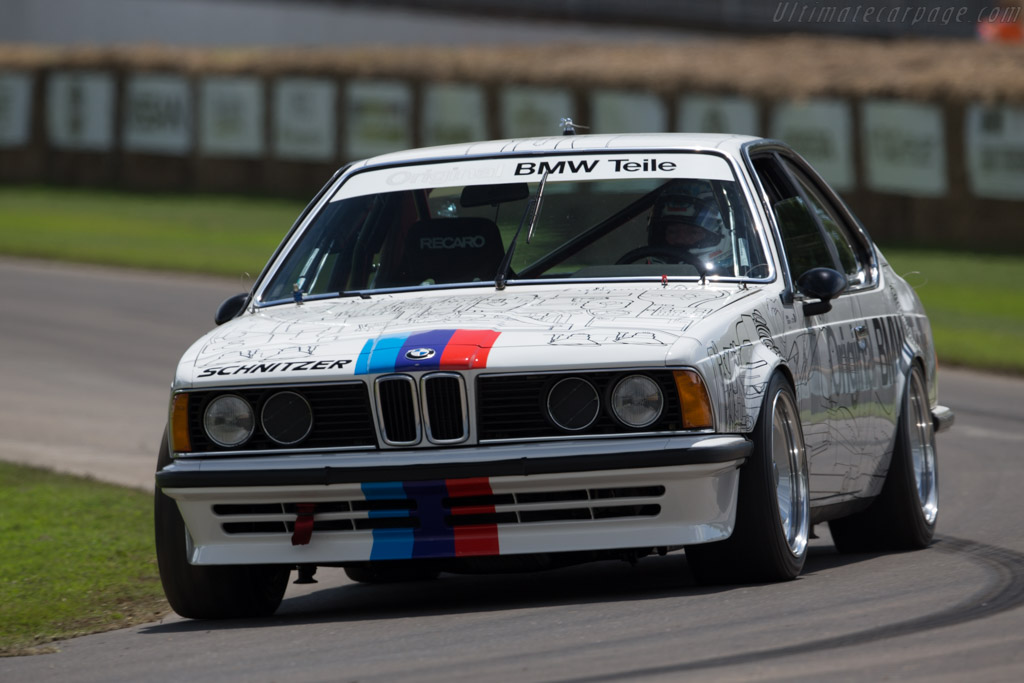 1983 1984 BMW 635 CSi Group A Images Specifications