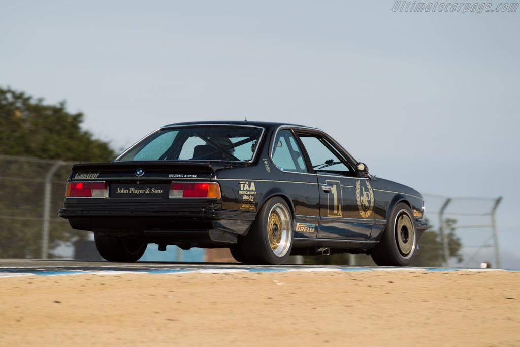 BMW 635 CSi Group A - Chassis: E24 RA2-88   - 2016 Monterey Motorsports Reunion