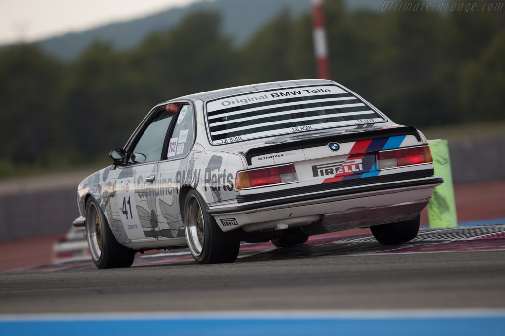 BMW 635 CSi Group A - Chassis: E24 RA2-79   - 2016 Dix Mille Tours