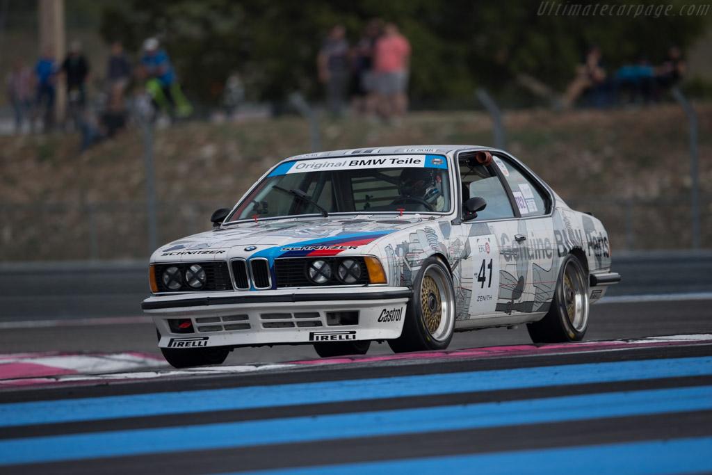 BMW 635 CSi Group A - Chassis: E24 RA2-79   - 2016 Dix Mille Tours
