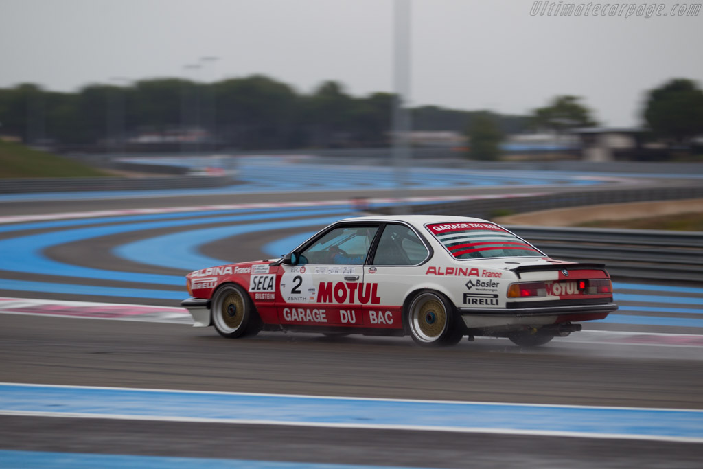 Bmw 635 Csi Group A Chassis E24 Ra2 38 2016 Dix Mille