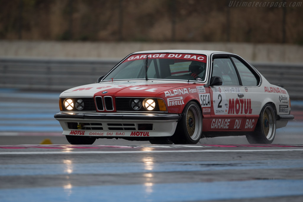 BMW 635 CSi Group A - Chassis: E24 RA2-38   - 2016 Dix Mille Tours