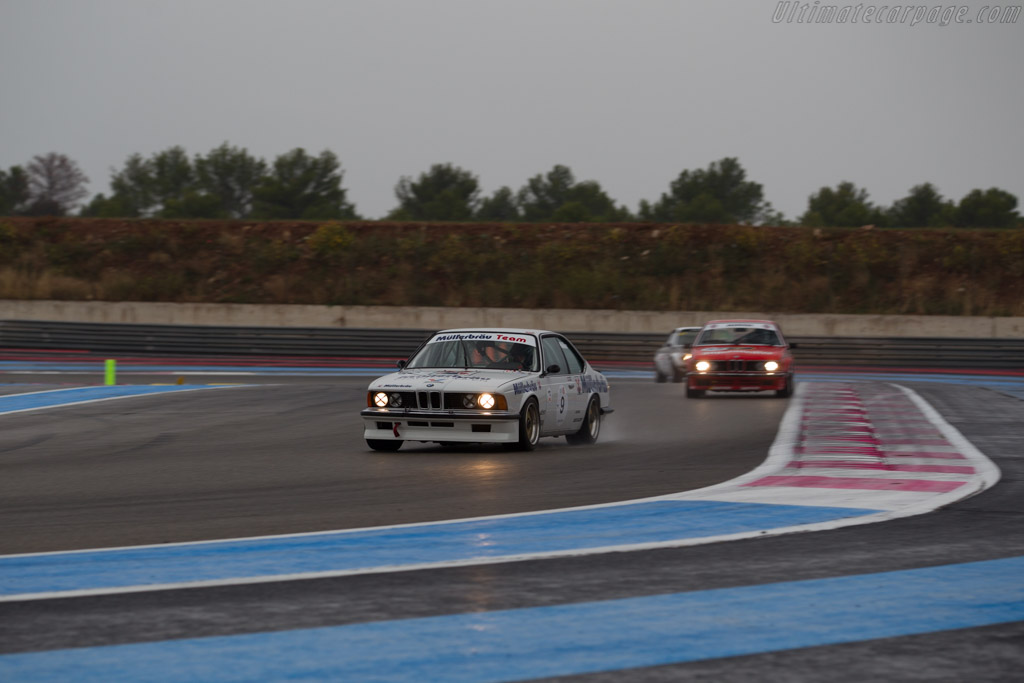 BMW 635 CSi Group A - Chassis: E24 RA2-49   - 2016 Dix Mille Tours