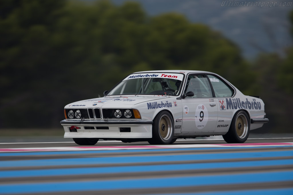 BMW 635 CSi Group A - Chassis: E24 RA1-27   - 2016 Dix Mille Tours