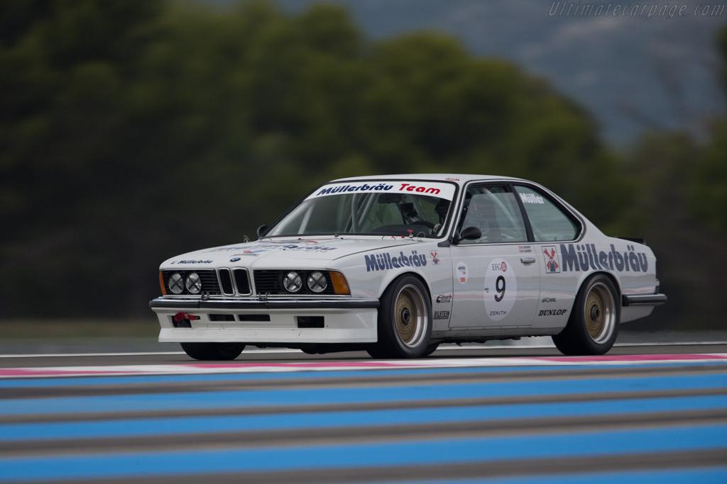 BMW 635 CSi Group A - Chassis: E24 RA2-49   - 2016 Dix Mille Tours