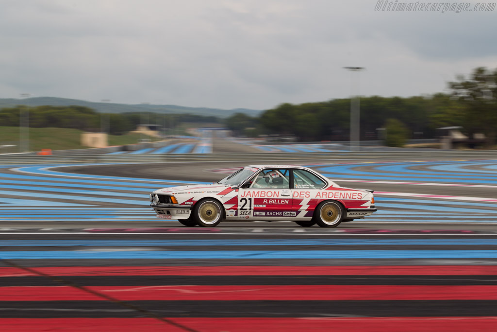 BMW 635 CSi Group A - Chassis: E24 RA1-12   - 2016 Dix Mille Tours