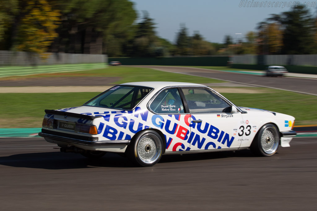 BMW 635 CSi Group A - Chassis: E24 RA1-31  - 2016 Imola Classic