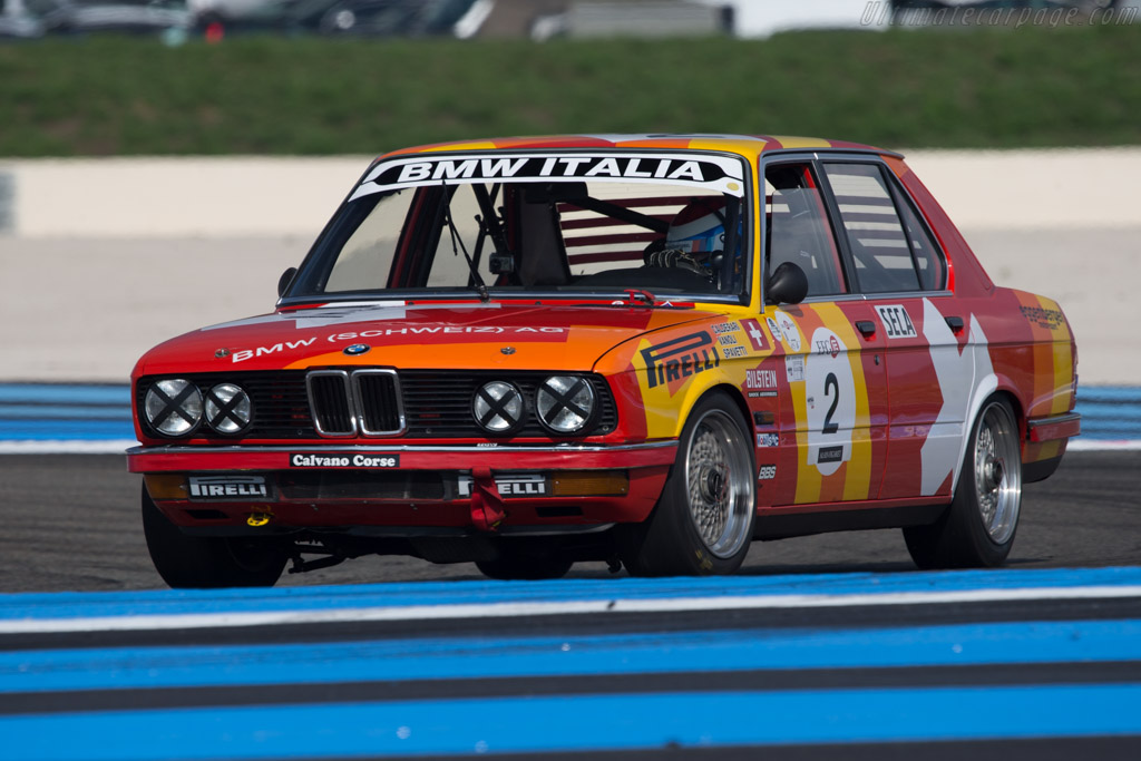 Click here to open the BMW 528i Group A gallery