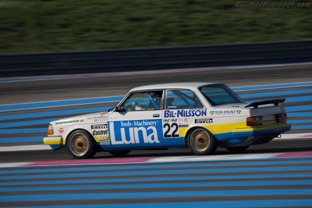 Volvo 240 Turbo Group A - Chassis: 240A 403   - 2014 Dix Mille Tours