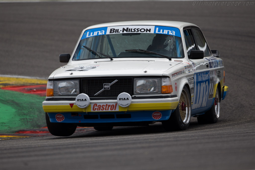 Volvo 240 Turbo Group A - Chassis: 240A 403   - 2015 Spa Classic