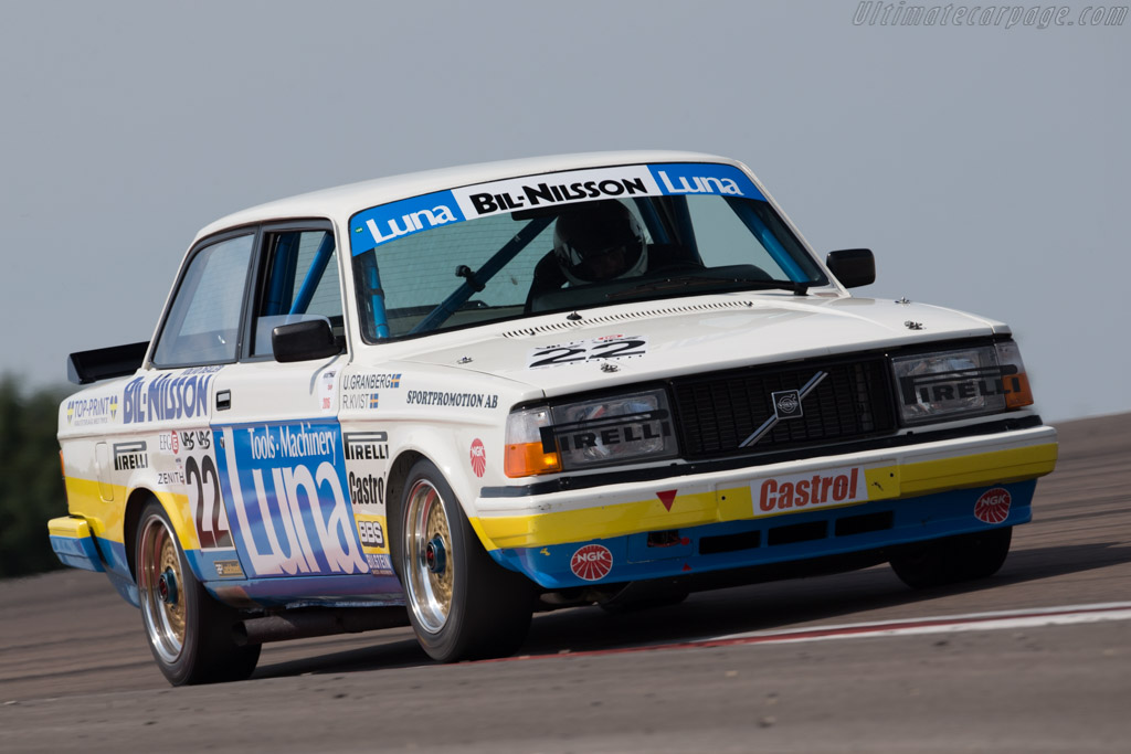 Volvo 240 Turbo Group A - Chassis: 240A 403   - 2015 Grand Prix de l'Age d'Or