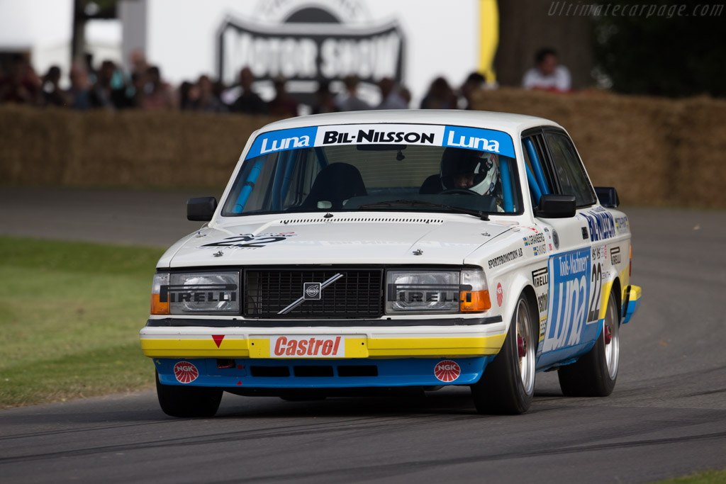 volvo 240 turbo group a chassis 240a 403 2015 goodwood festival of speed. Black Bedroom Furniture Sets. Home Design Ideas