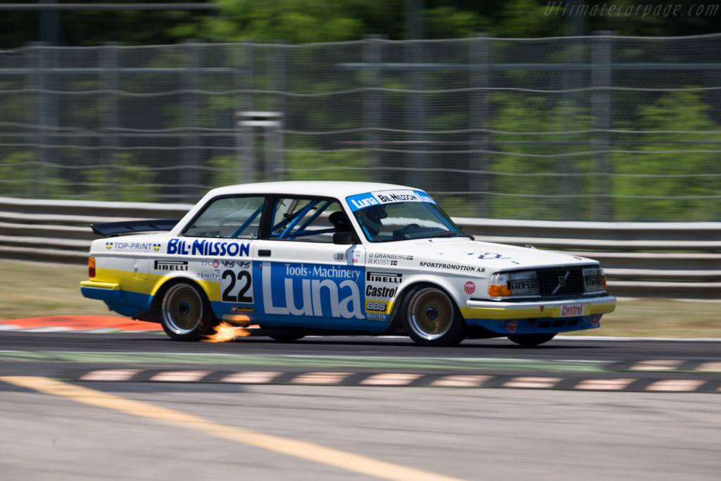Volvo 240 Turbo Group A - Chassis: 240A 403   - 2015 Monza Historic