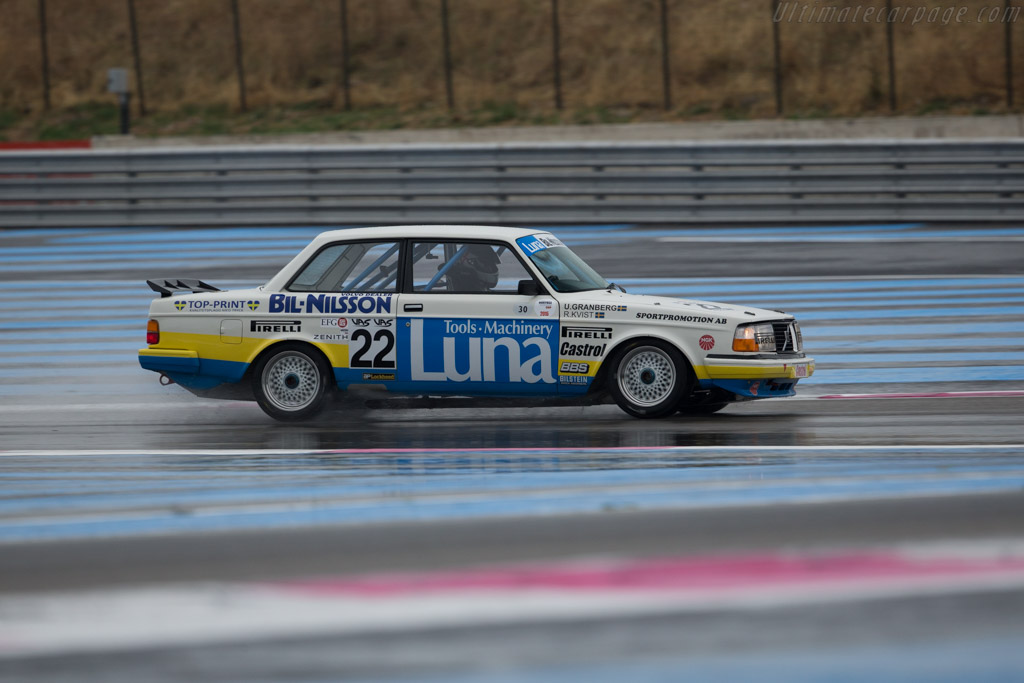 Volvo 240 Turbo Group A - Chassis: 240A 403   - 2015 Dix Mille Tours
