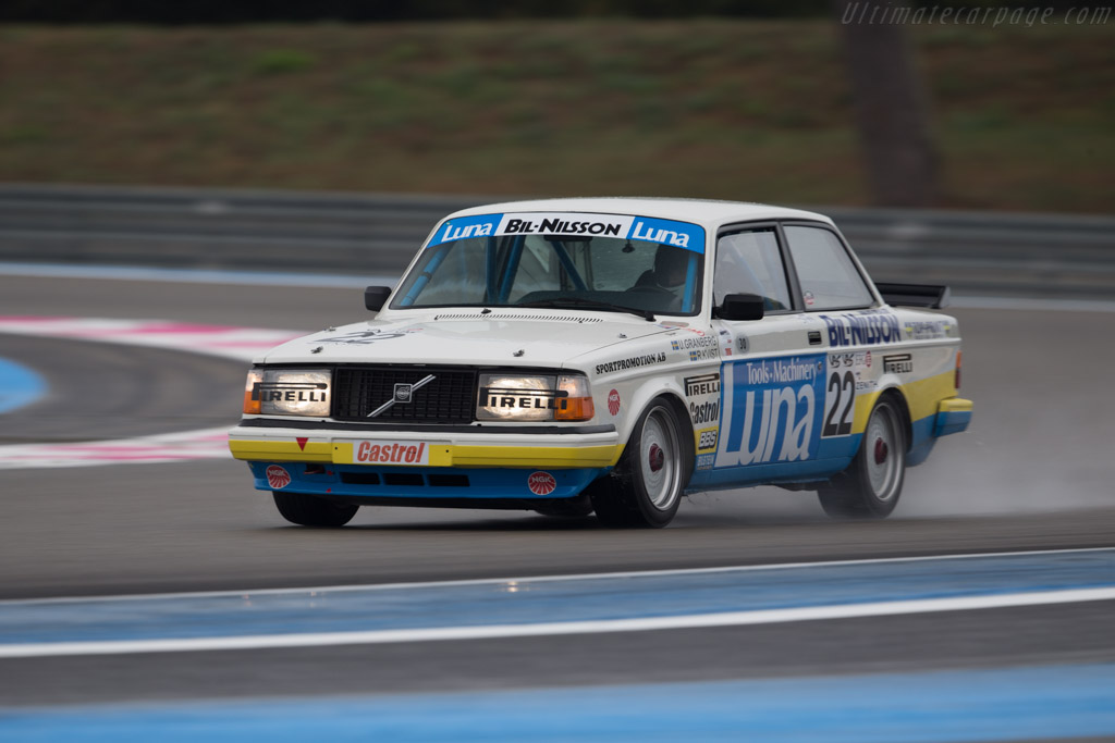 1983 - 1986 Volvo 240 Turbo Group A - Images, Specifications and Information