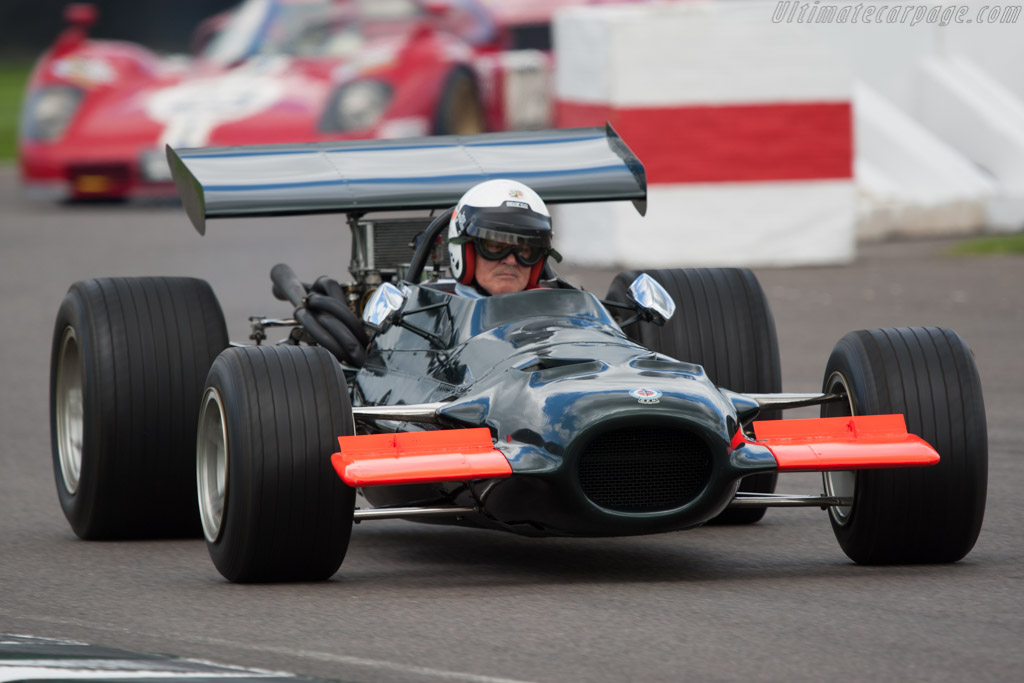 1969 BRM P139 - Images, Specifications and Information