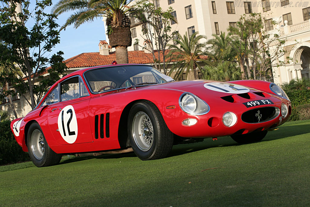 1963 Ferrari 330 Lmb Chassis 4725sa Ultimatecarpage Com