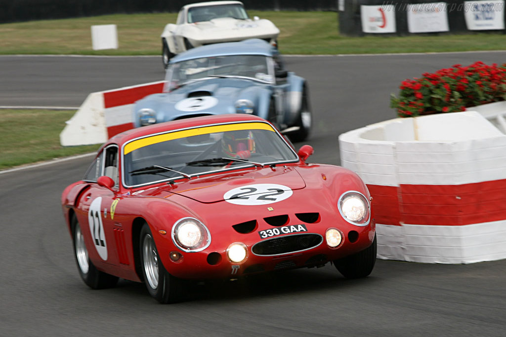 Ferrari 330 LMB - Chassis: 4381SA   - 2006 Goodwood Revival