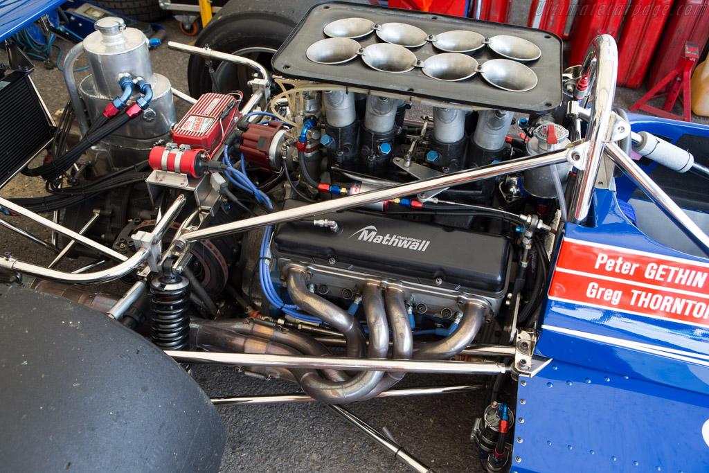 Chevron B24 Chevrolet - Chassis: B24-73-02   - 2014 Goodwood Festival of Speed