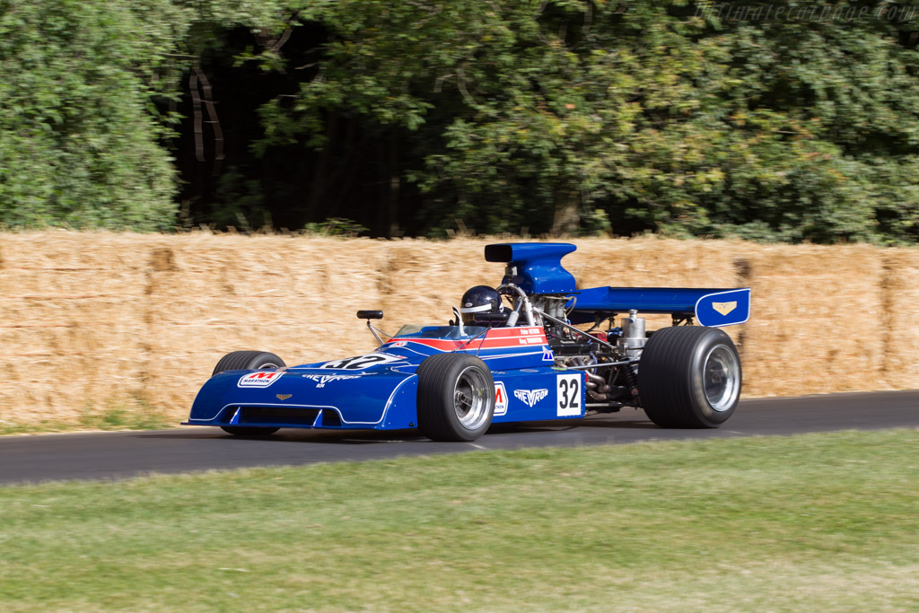 Chevron B24 Chevrolet - Chassis: B24-73-02   - 2014 Goodwood Festival of Speed