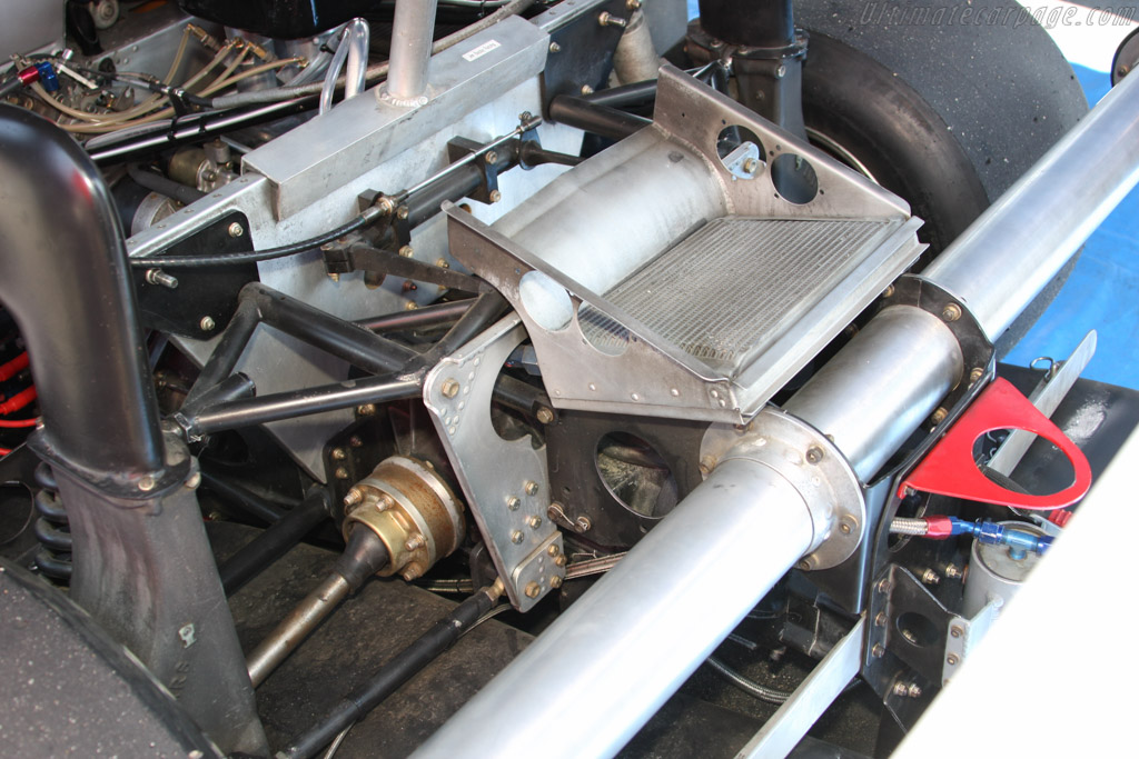 Lola T616 Mazda - Chassis: HU03   - 2009 Monterey Historic Automobile Races