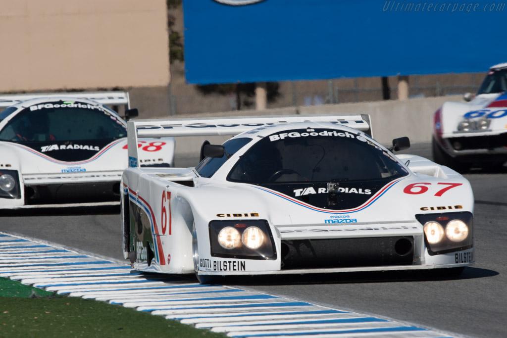 Lola T616 Mazda - Chassis: HU03   - 2011 Monterey Motorsports Reunion