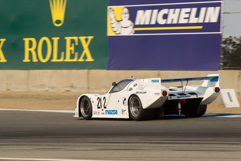 Mazda 757 - Chassis: 103   - 2017 Monterey Motorsports Reunion