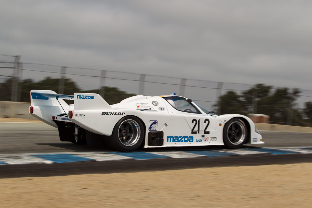 Mazda 757 - Chassis: 103   - 2017 Monterey Motorsports Reunion