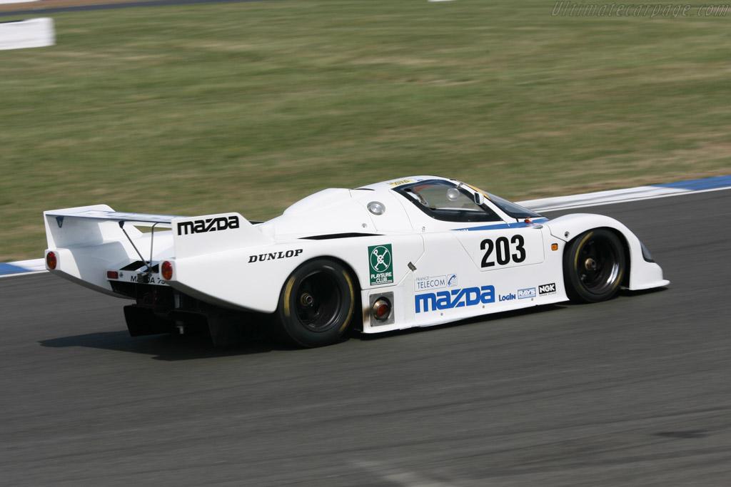 Mazda 757 - Chassis: 104   - 2006 Silverstone Classic