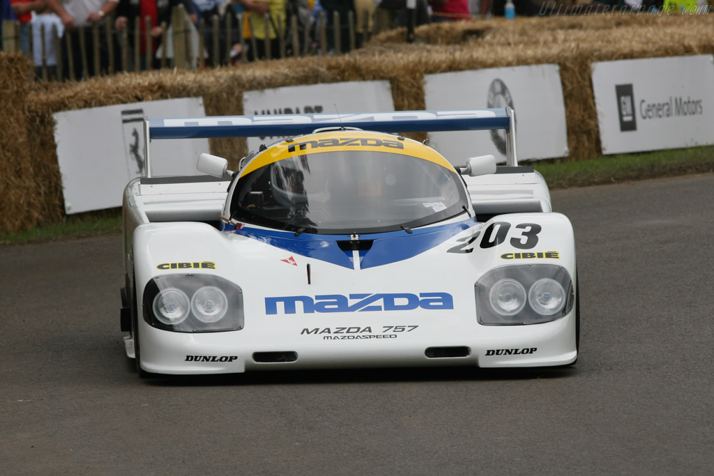 Mazda 757 - Chassis: 104   - 2007 Goodwood Festival of Speed