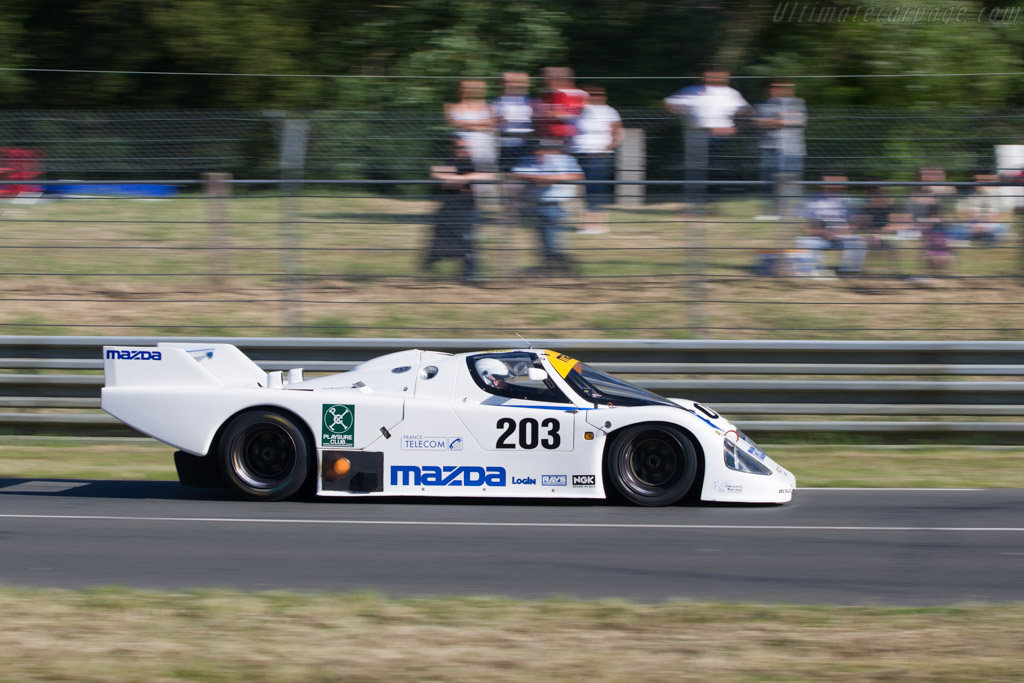 Mazda 757 - Chassis: 104   - 2008 24 Hours of Le Mans