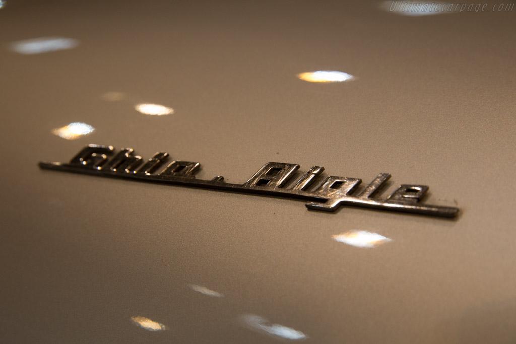 Alfa Romeo 1900C SS Ghia-Aigle Coupe - Chassis: AR1900C 10439   - 2015 Techno Classica