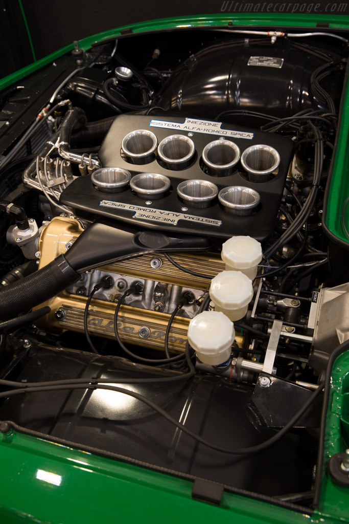 Alfa Romeo Montreal Group 4 - Chassis: AR1425230   - 2015 Techno Classica