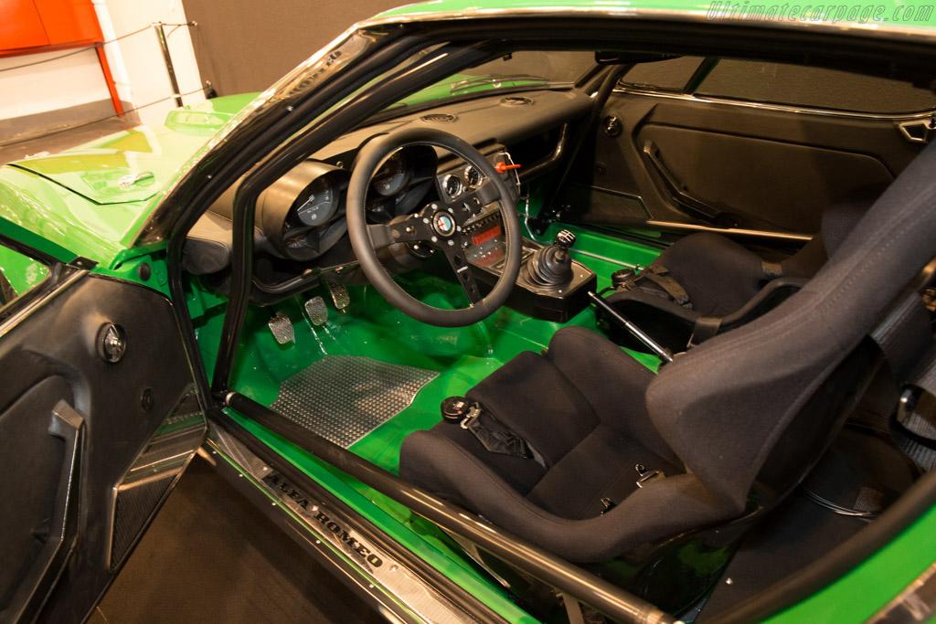 Alfa Romeo Montreal Group 4 - Chassis: AR1425230   - 2015 Techno Classica
