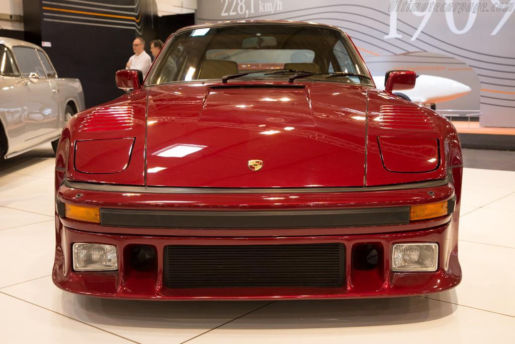 Porsche 930/935 TAG Turbo - Chassis: WP0ZZZ93ZDS000817  - 2015 Techno Classica