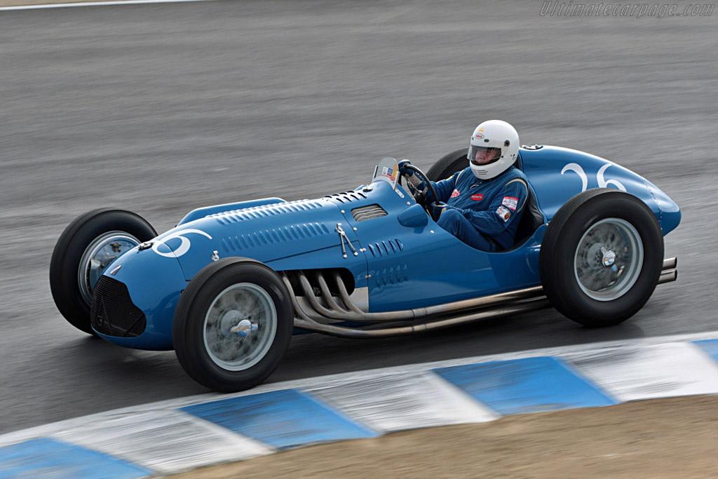 Talbot Lago T26C Grand Prix - Chassis: 110052   - 2007 Monterey Historic Automobile Races